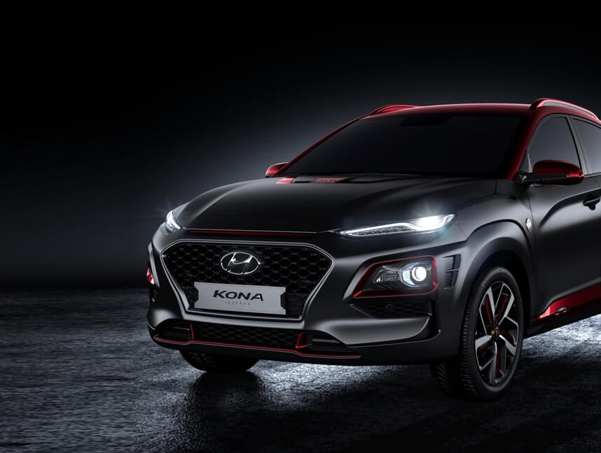 The new Hyundai models are already available on the website